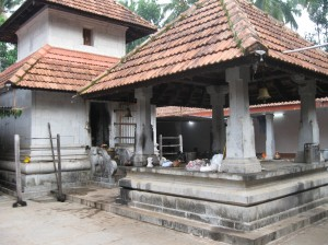 Agrahara Somanatheshwara Temple, Subrahmanya