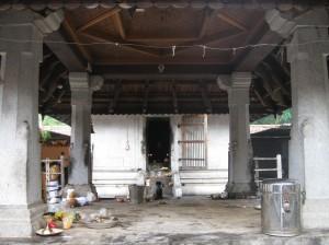 Somanatha Temple, Agrahara