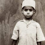 Child Venkata Ramana, Sri Sri at his Poorvashrama