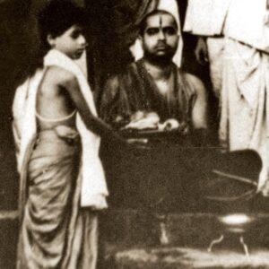 Sanyasa from Sri Vidyamanya Swamiji