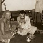 Shishya Sveekara - Accepting Sri Sri Vishwa Prasanna Theertha as shishya