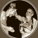 Paramanugraha, an extreme blessing from Guru of Sri Sri, Golden Shower on Sri Guruji