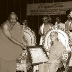 Receiving Offers from Sri Suvidyendra Theertha