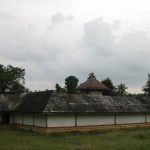 Eratadi Vishnumurthy Temple, the place where Sri Sri was born