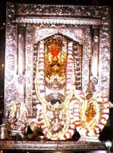Lord Mahaganapathi - Main deity Lord Laxmiganapathi