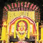 Alankara during Moodappa Seve