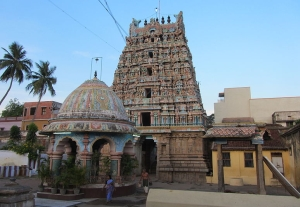 Chakrapani Temple, Kumbakonam