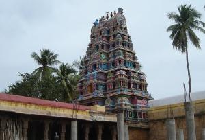 Kalamegha Perumal Temple, Thirumoohur