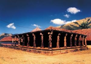 Mahavishnu Temple, Thirunelli