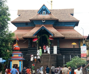 Paarthasarathy Temple, Aranmula