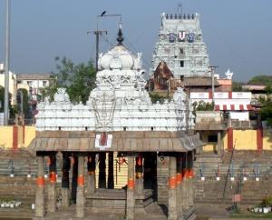 Paarthasarathy Temple, Thiruvallikeni