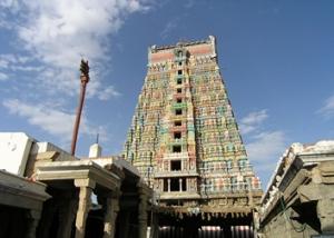 Sri Vatapathrasayee, Sri Andal and Sri Periyalwar Temples