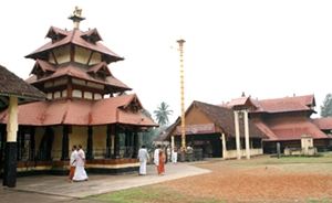 Srivallabha Temple, Thiruvalla